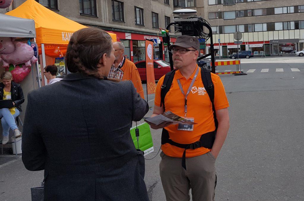 Harri Kaartinen Suomi Areena 2016