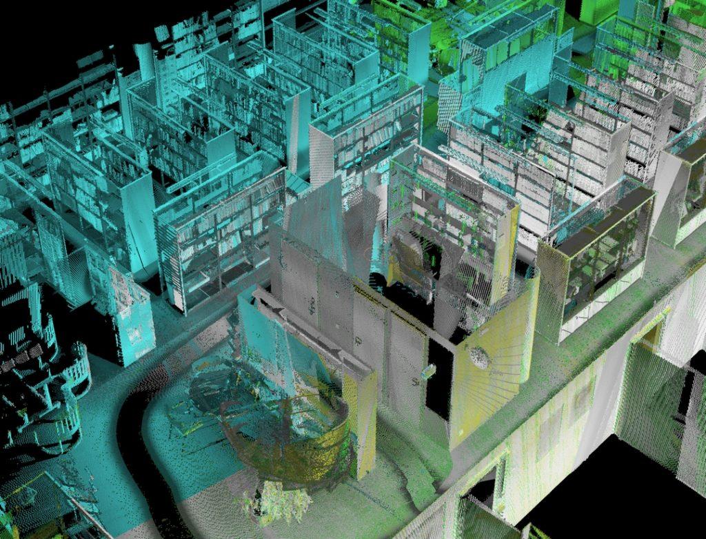 3D-sisätilamallit parantavat rakennusten turvallisuutta ja pidentävät niiden ikää