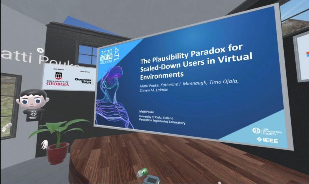 Virtuaalitodellisuus ja etäläsnäolo tekevät tuloaan ihmisen arkeen – uusia sovelluksia kehitetään etätyön tekemistä varten
